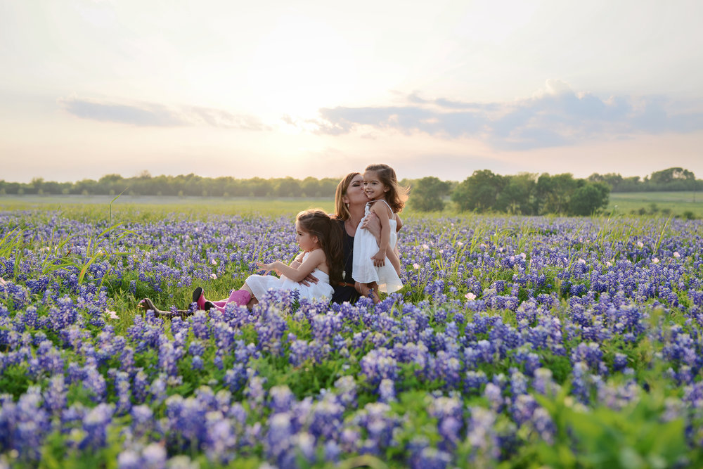 BLUEBONNET MINI SESSIONS -
