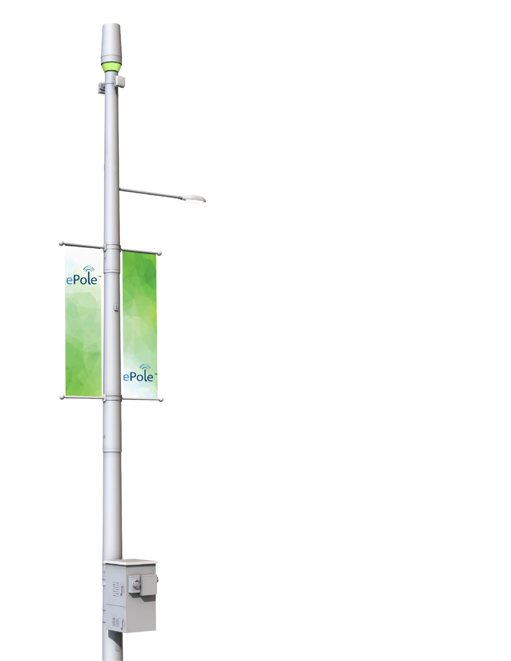 epole, small cell infrastructure