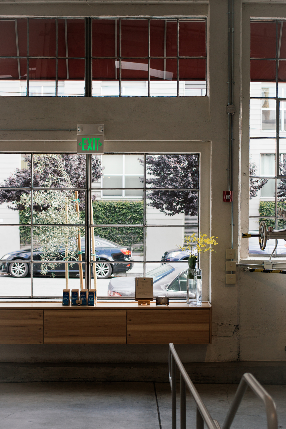 Blue Bottle Coffee at Heath