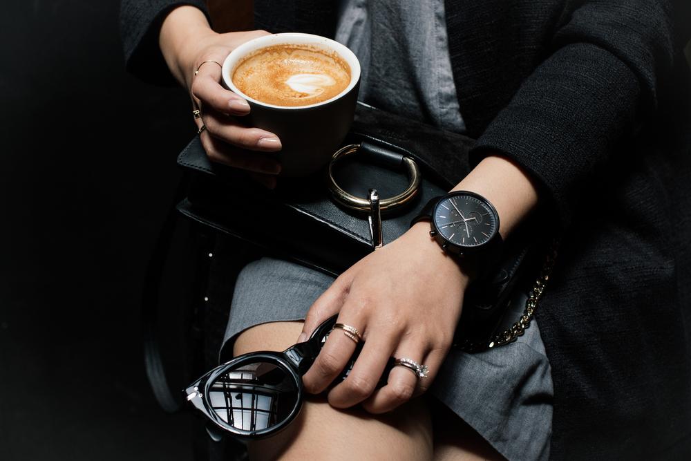 Coffee heaven atFourBarrel Coffee