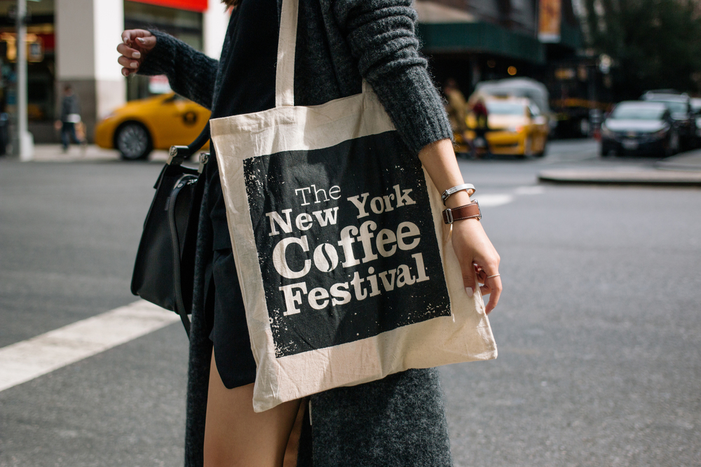Also stopped by the New York Coffee Festival (thank you Illy Coffee!)
