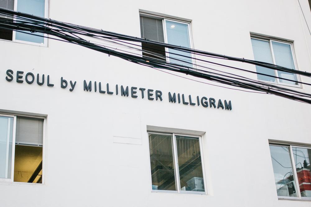 millimeter milligram (mmmg) Store & Lounge
