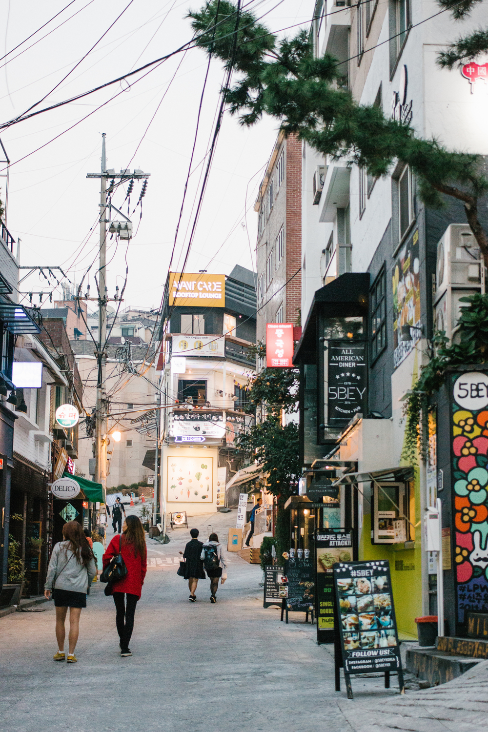 이태원 (Itaewon) neighborhood