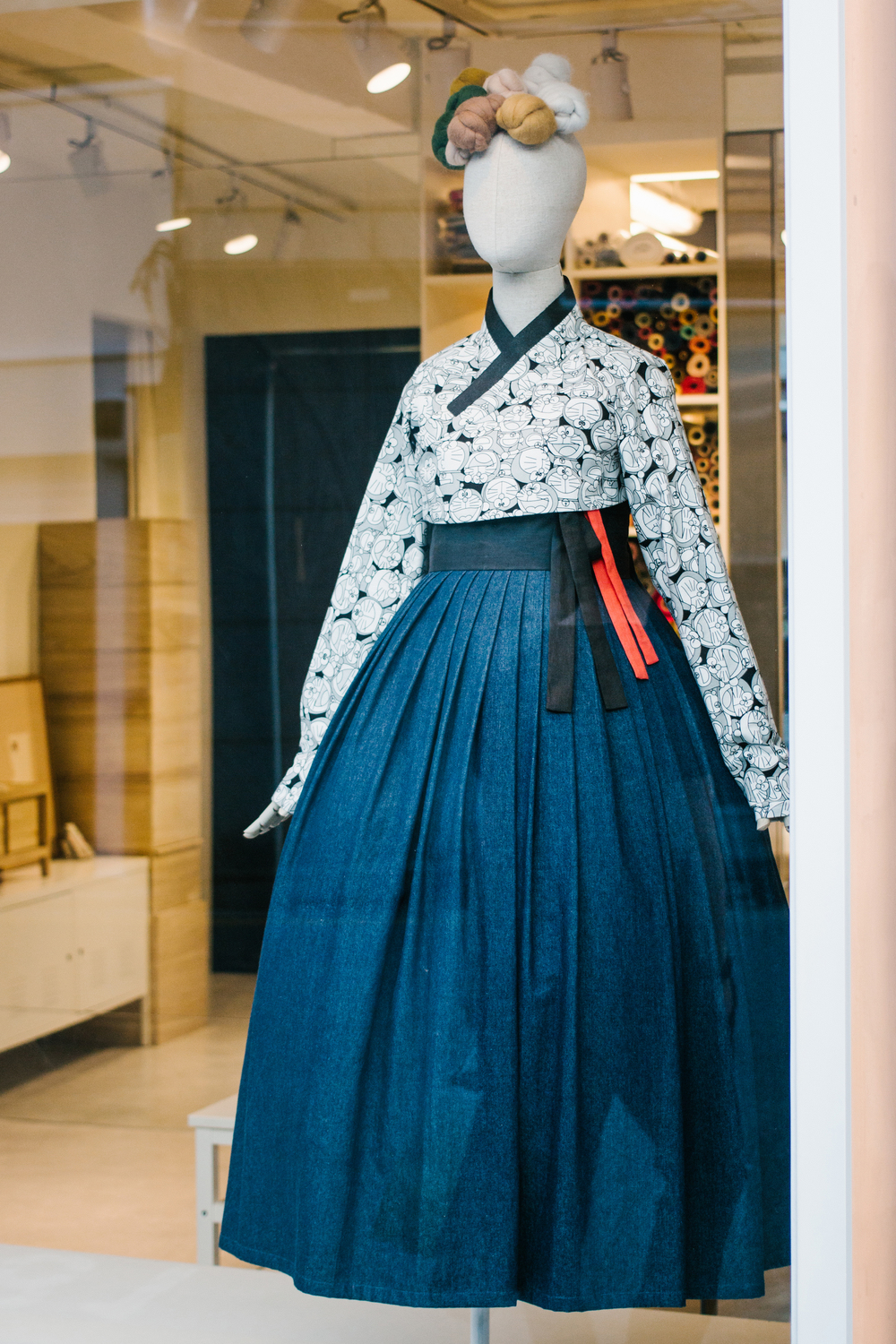 Hanbok of my dreams, so modern!