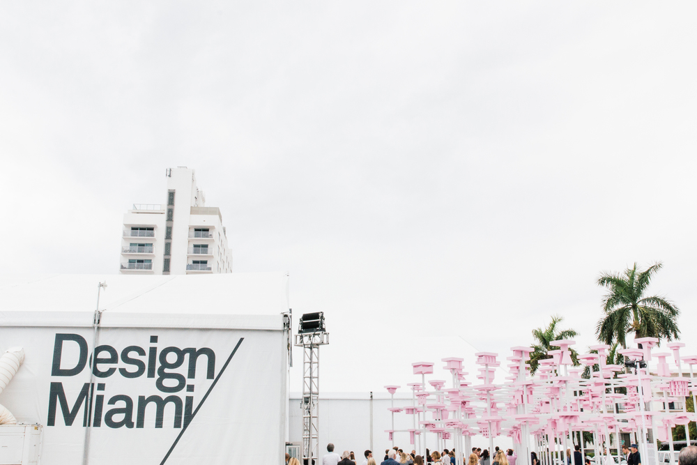 Thanks for an incredible experience Design Miami/
