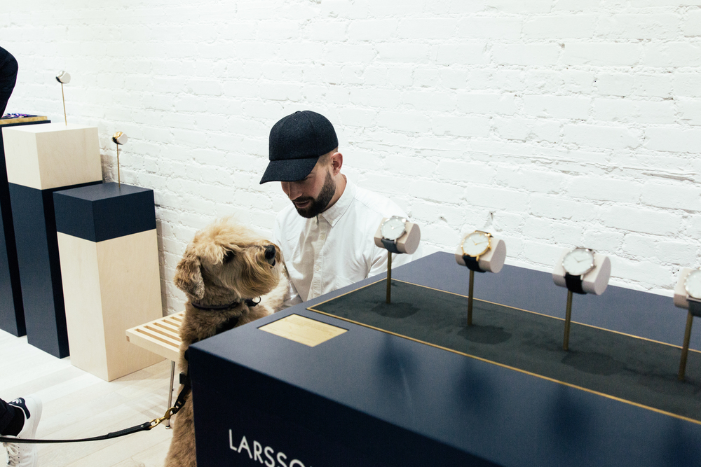 New Larsson & Jennings Store in Soho