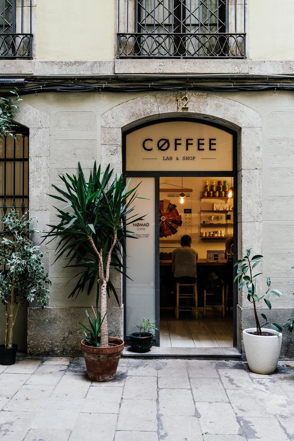 Nømad Coffee Lab & Shop