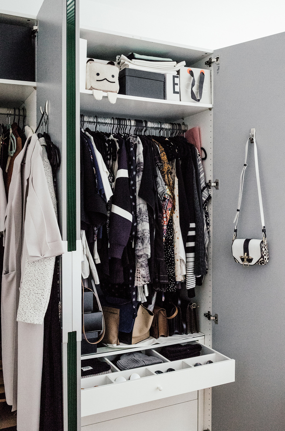 Wardrobes from IKEA
