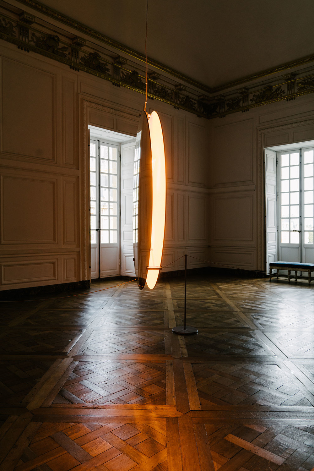 Solar compression, 2016 by Olafur Eliasson