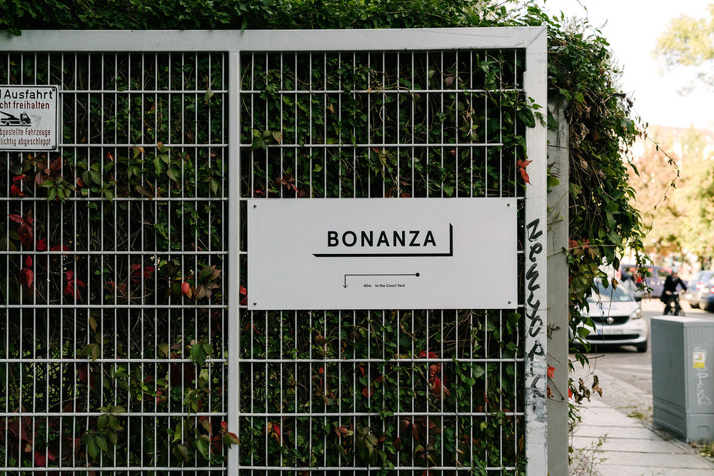 Bonanza Coffee