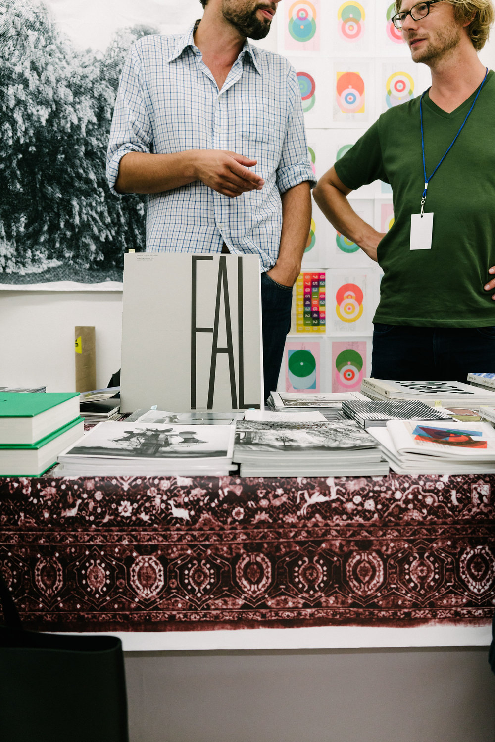 New York Art Book Fair at MoMA PS1