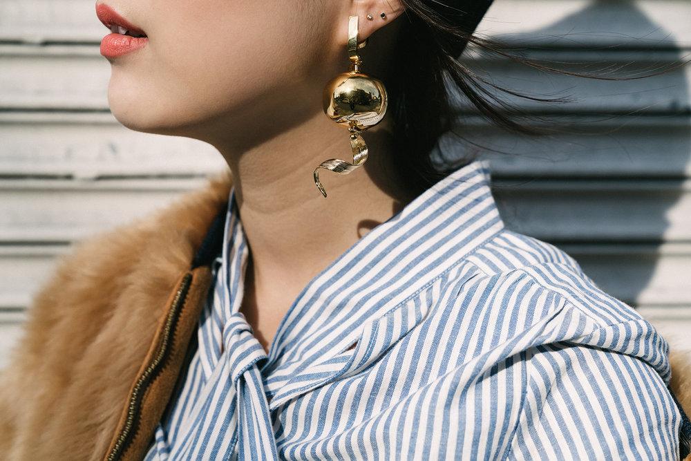 Loewe Earring