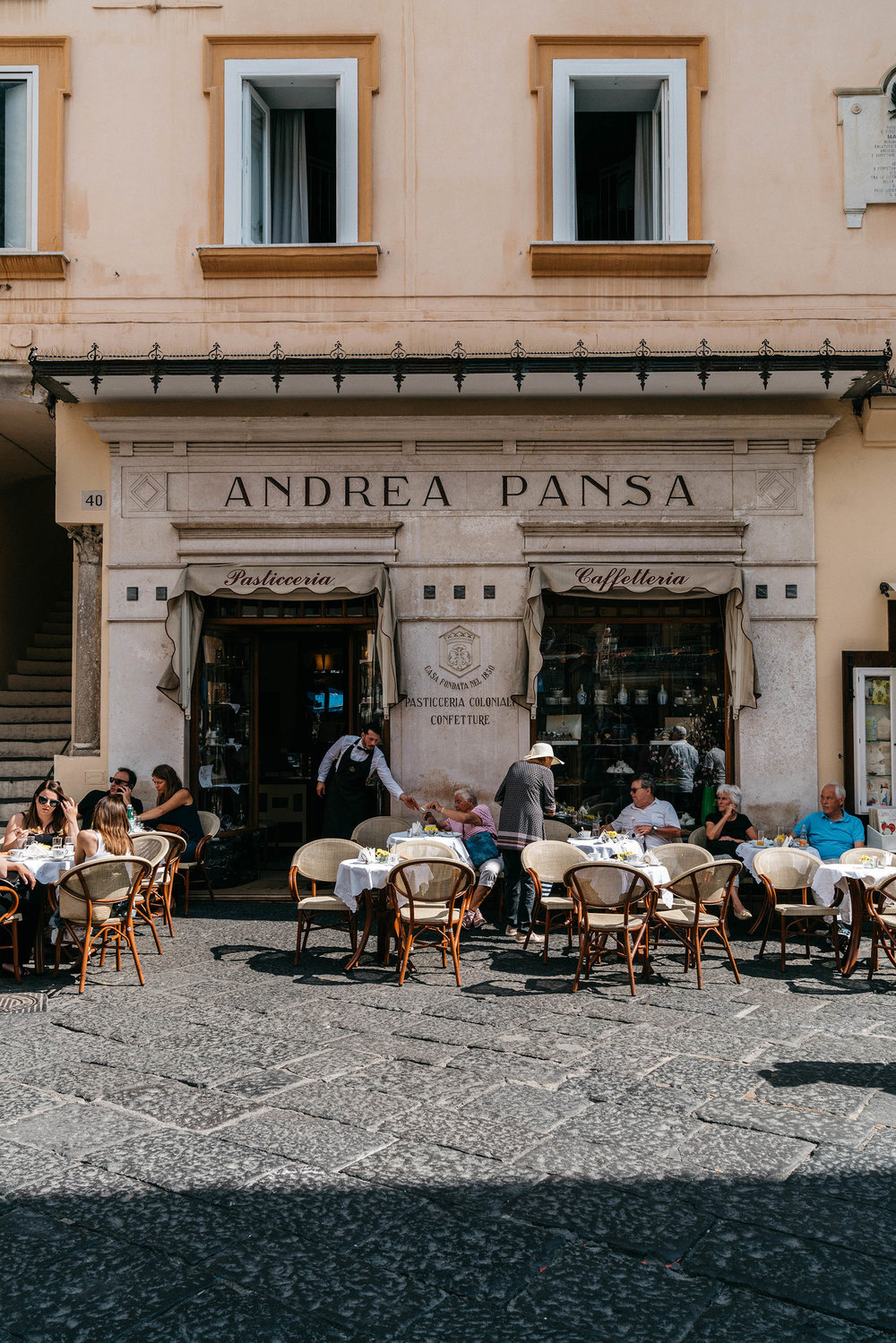 Pasticceria Andrea Pansa