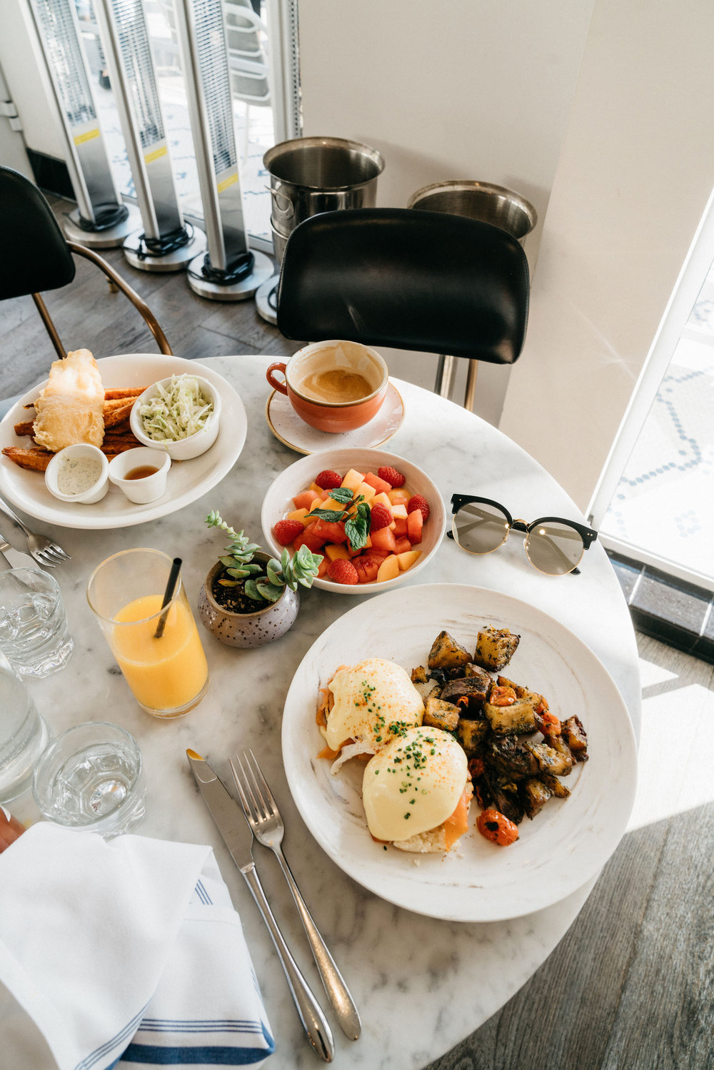 The Butcher, The Baker & The Cappuccino Maker Cafe