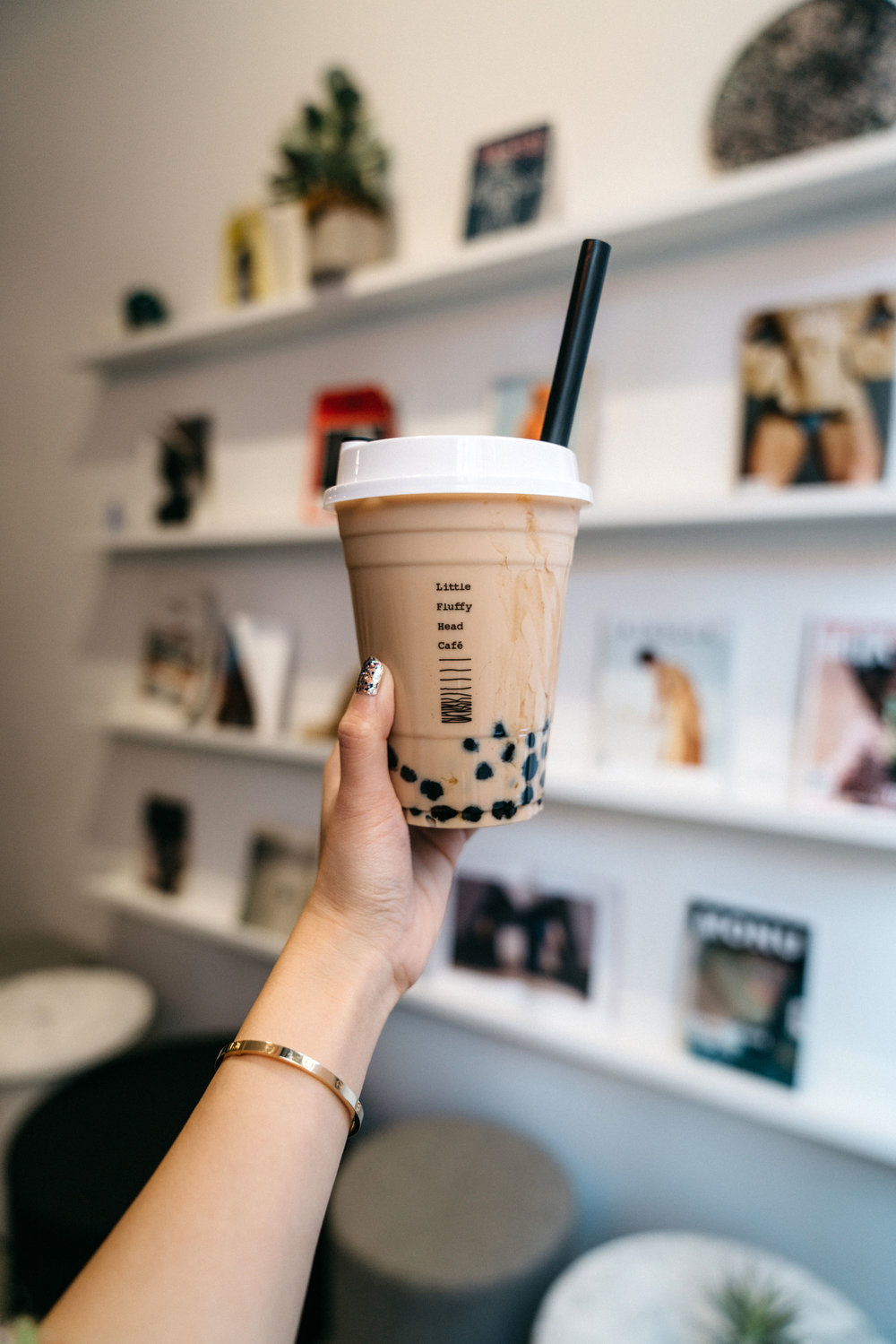 Little Fluffy Head Cafe