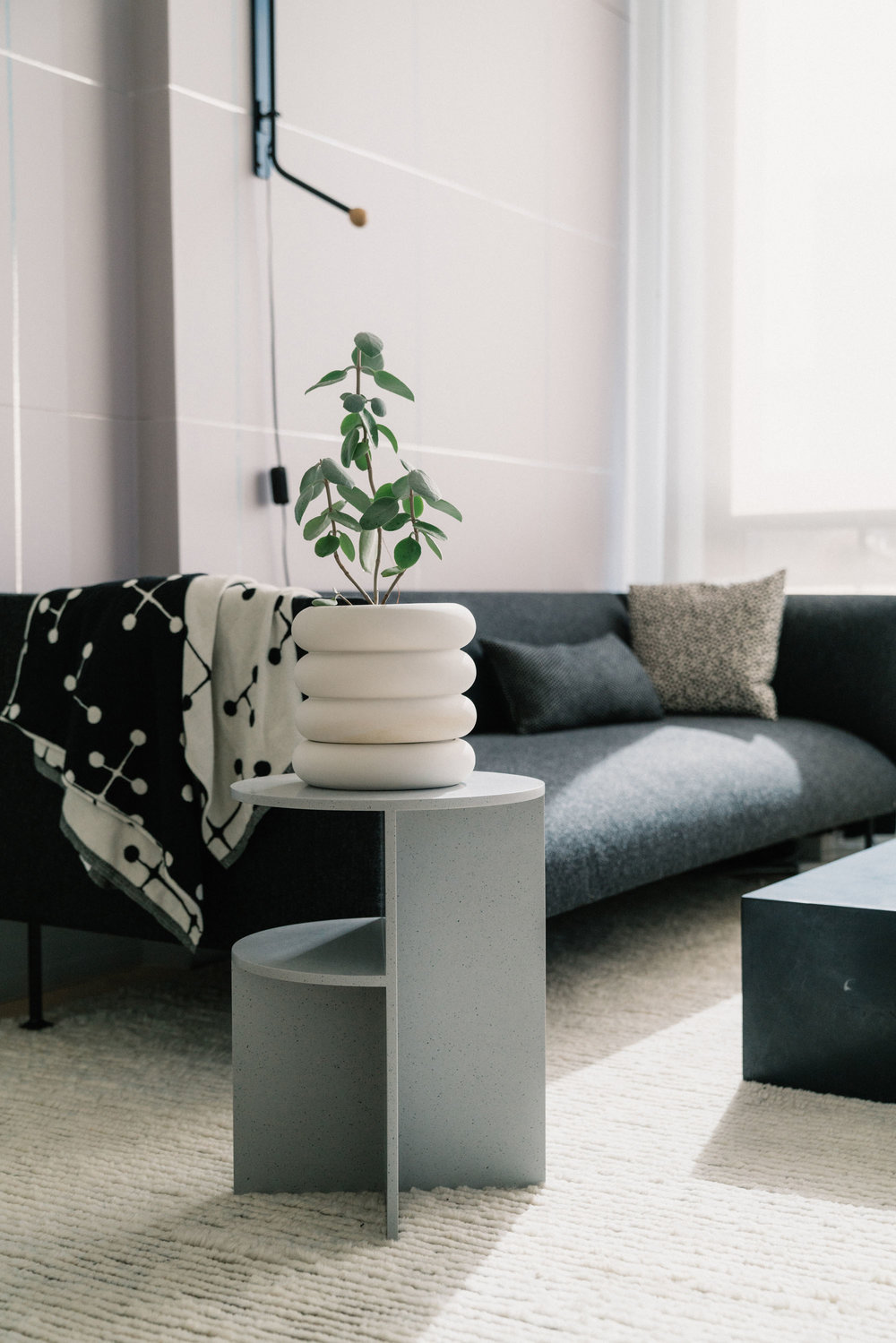 Muuto Halves Side Table