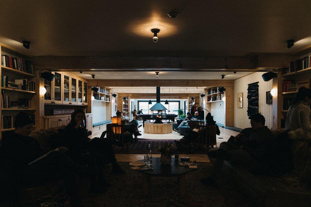 Scribner's Lodge