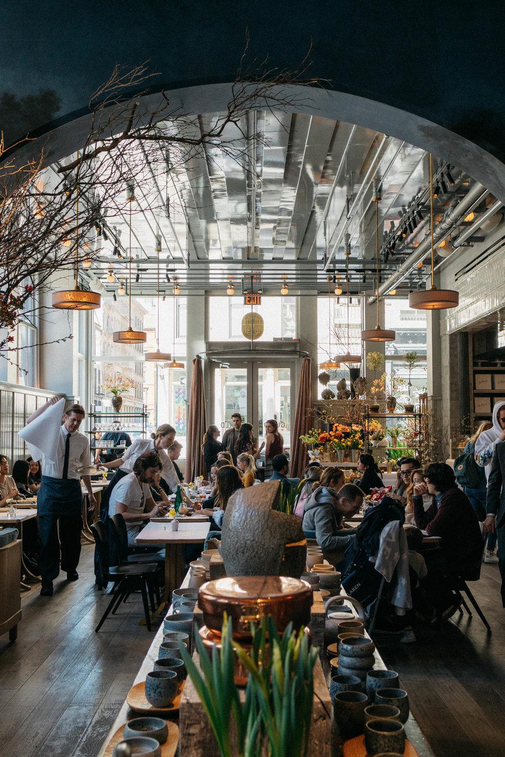 La Mercerie Café