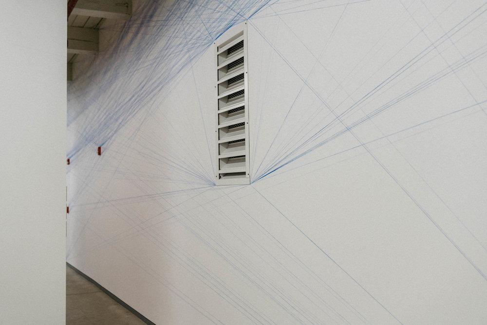 Sol Lewitt, A Drawing Retrospective
