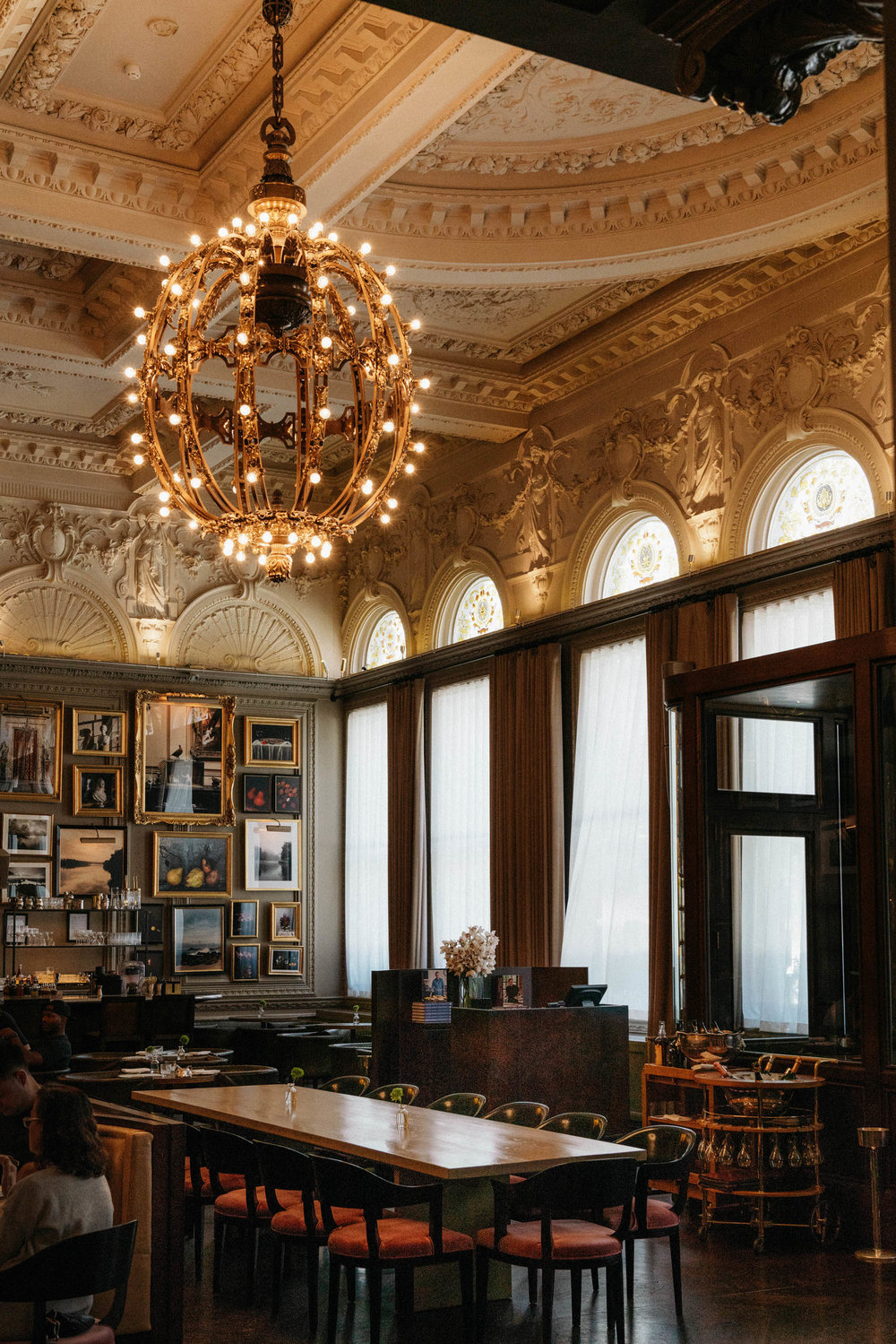 Berners Tavern at The London EDITION