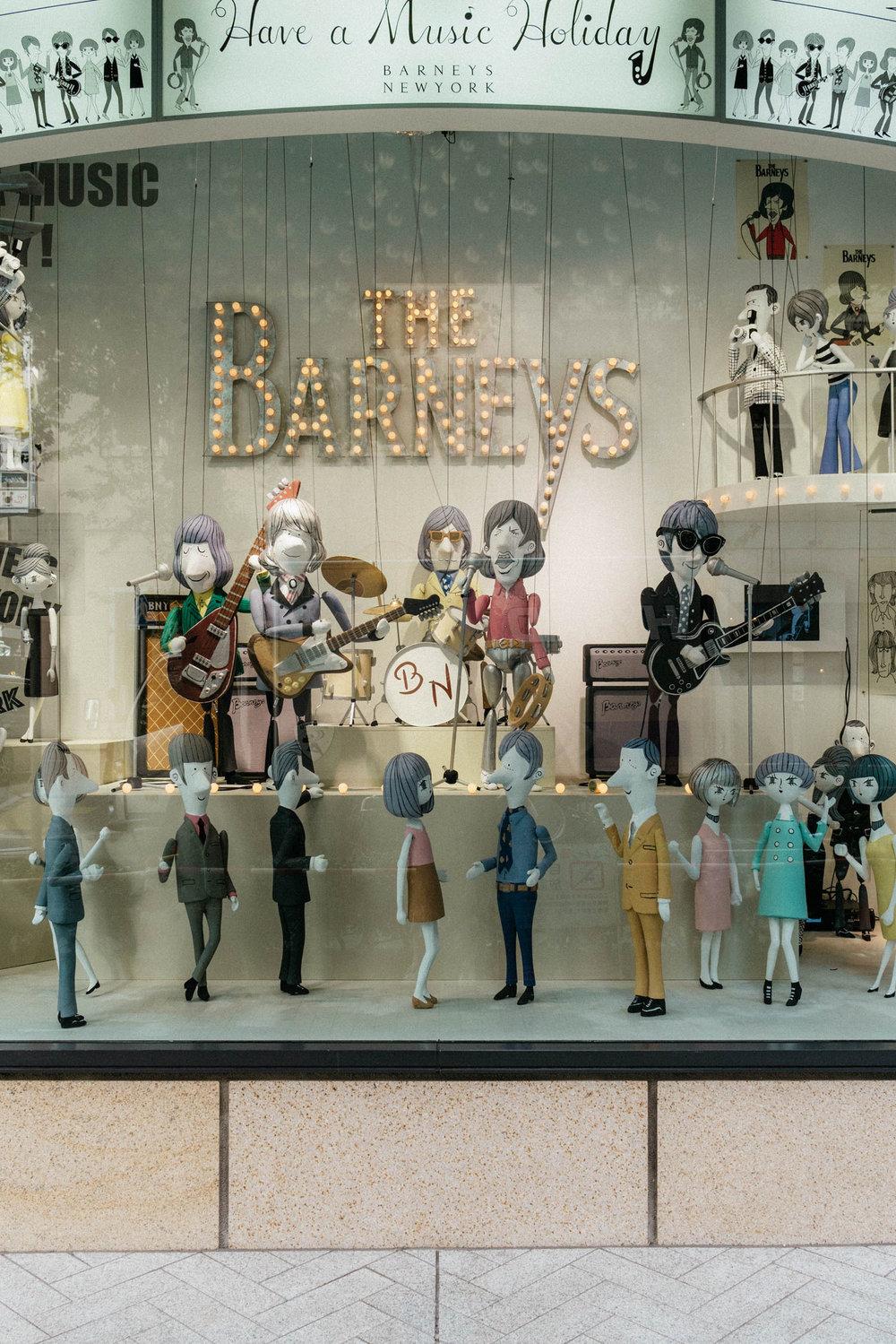 Barneys New York, Ginza