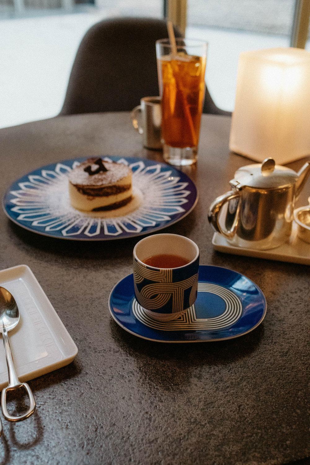 Cafe Madang at MAISON HERMÈS DOSAN PARK