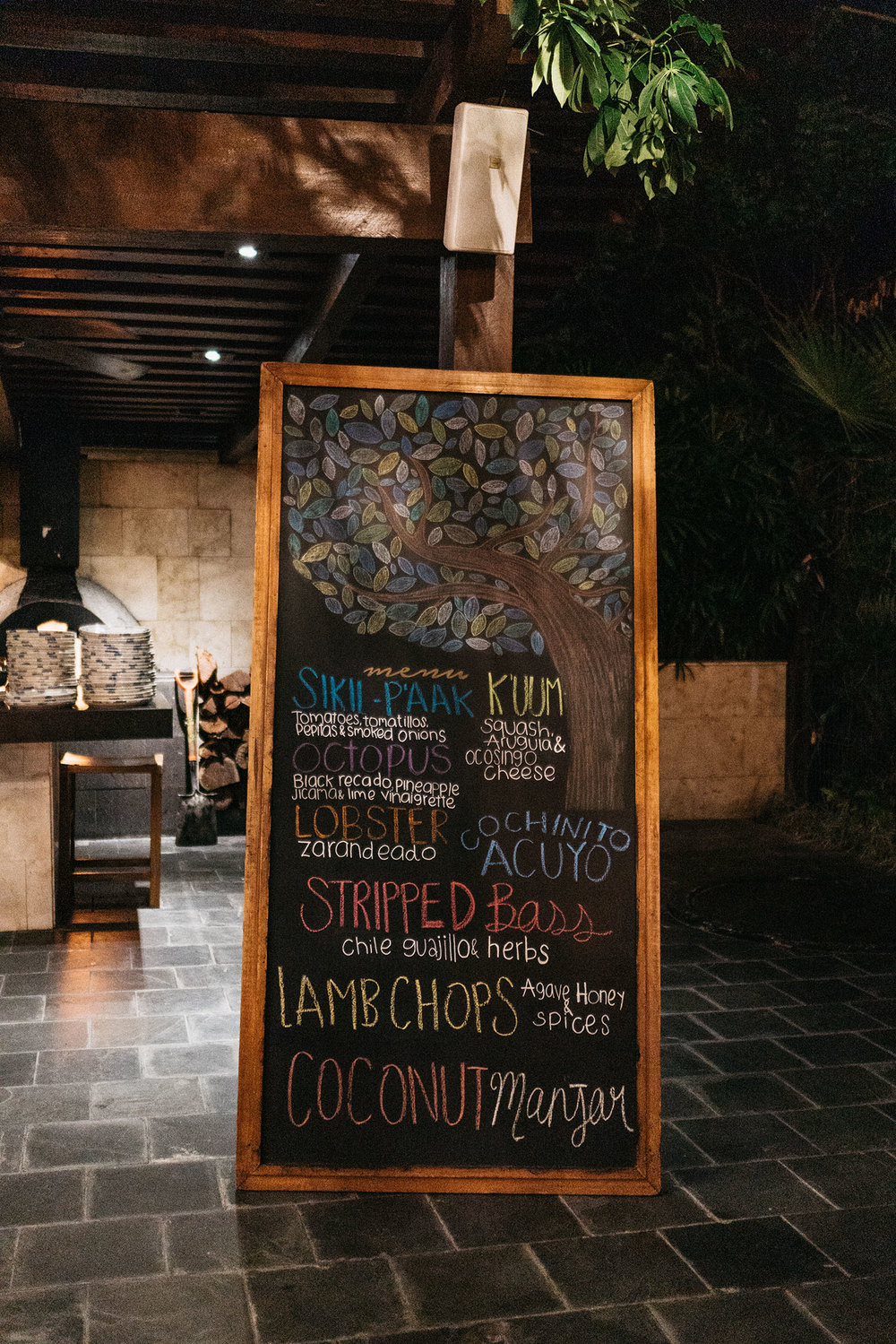 A special family-style dinner at  La Ceiba Garden & Kitchen , which pays homage to authentic Mayan cuisine and heritage.