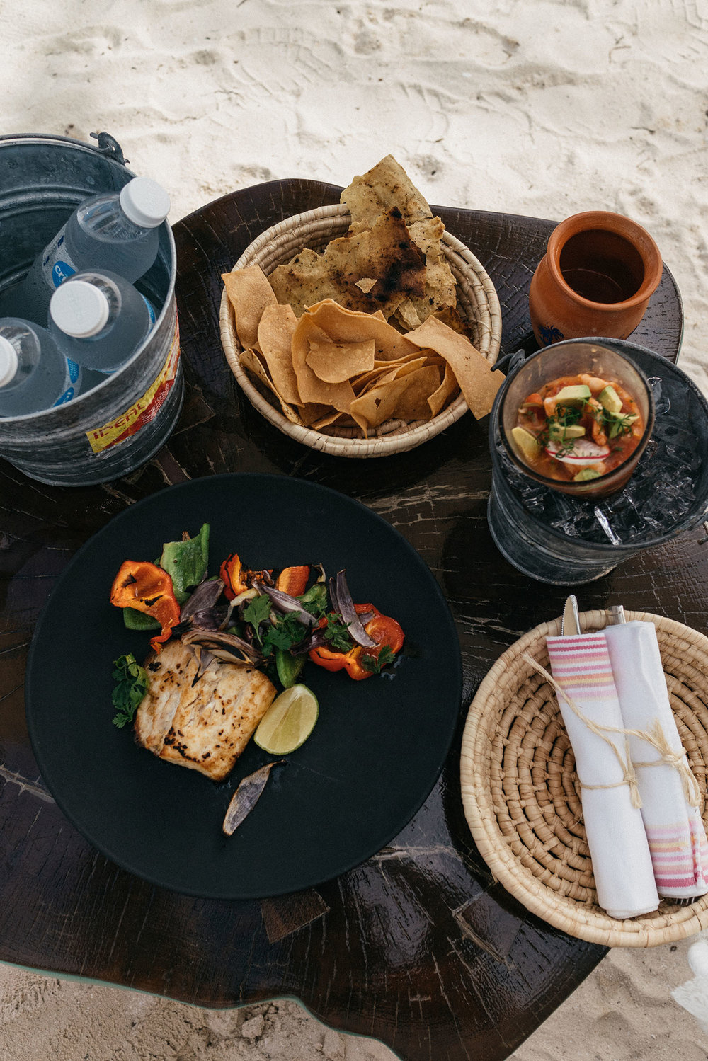 An inventive approach to Riviera Maya fare at  Aqui Me Quedo