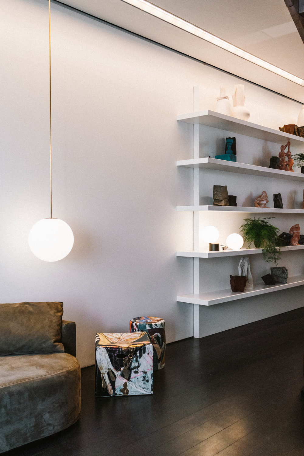 Preview of the  Casa Perfect New York by The Future Perfect   Make an appointment to visit the space  here !