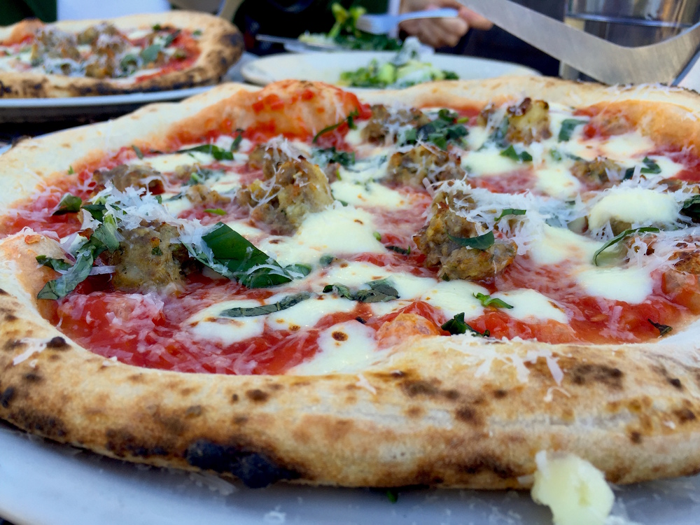 Lampo Pizza, Charlottesville Food Tour.JPG