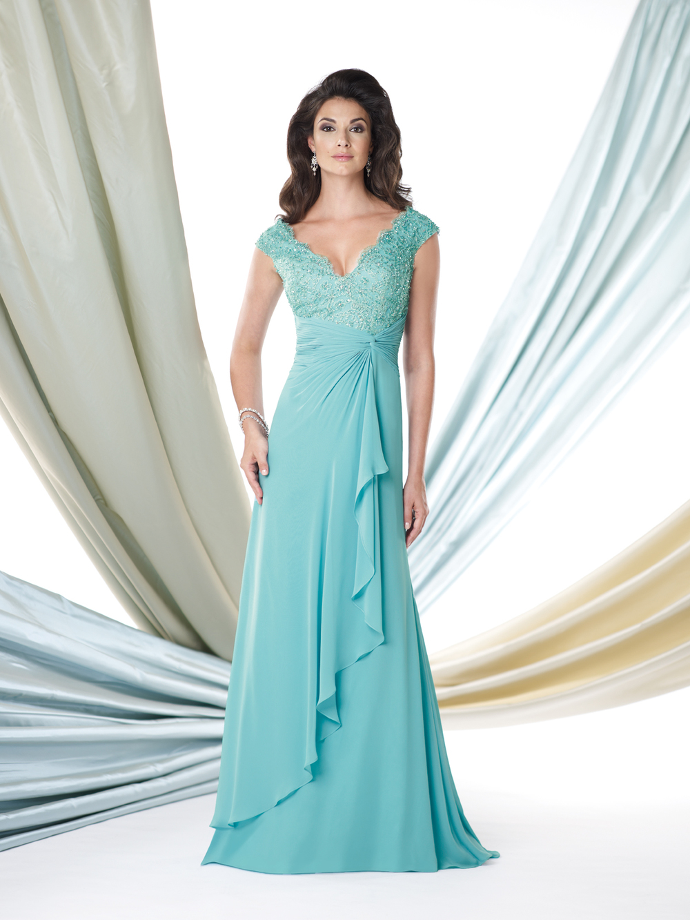 Mother of the Bride Dress Montage by Cheri