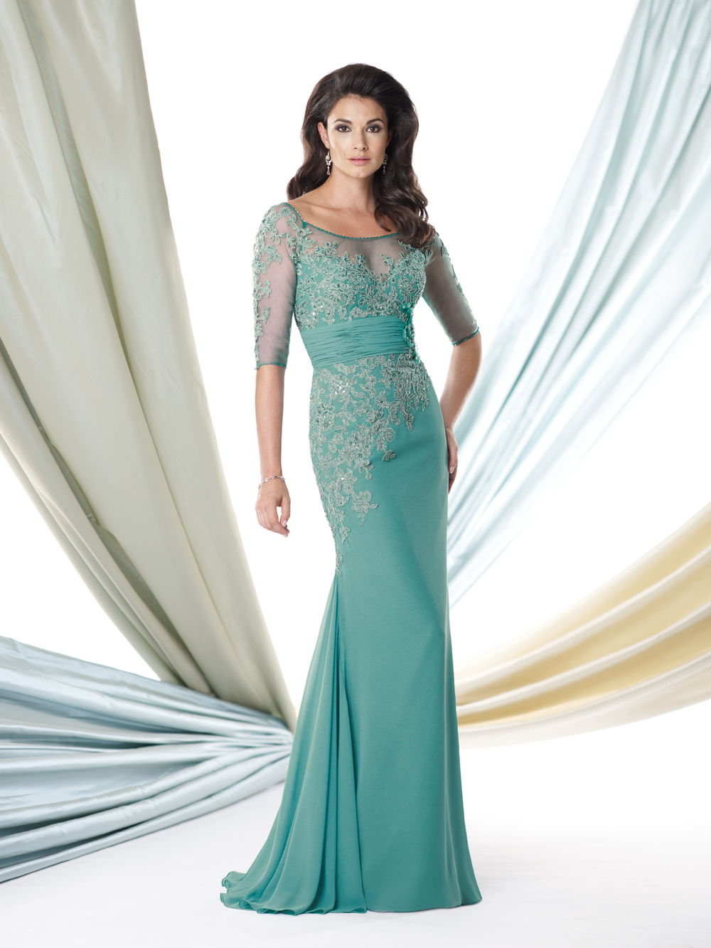Mother of Bride Dress by Mon Cheri