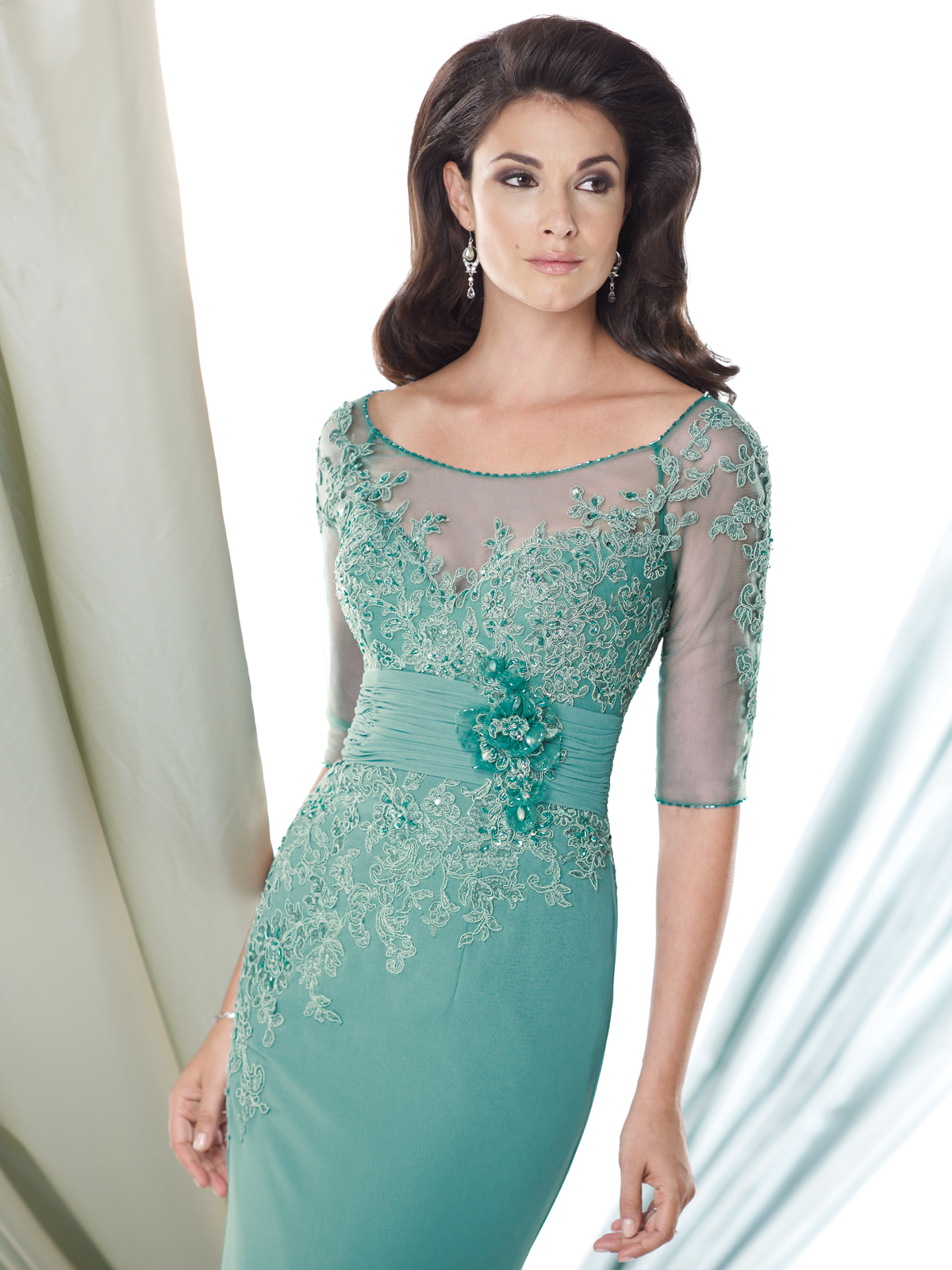 Exelent Turquoise Mother Of The Bride Dress Pattern - All Wedding ...