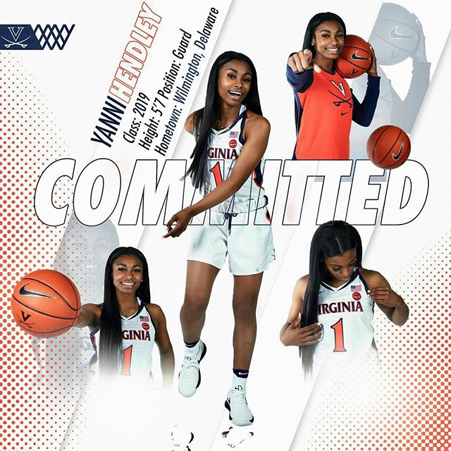 Congratulations to Yanni and her Family . #uahoopsfamily #ohp🏀#successisearned .