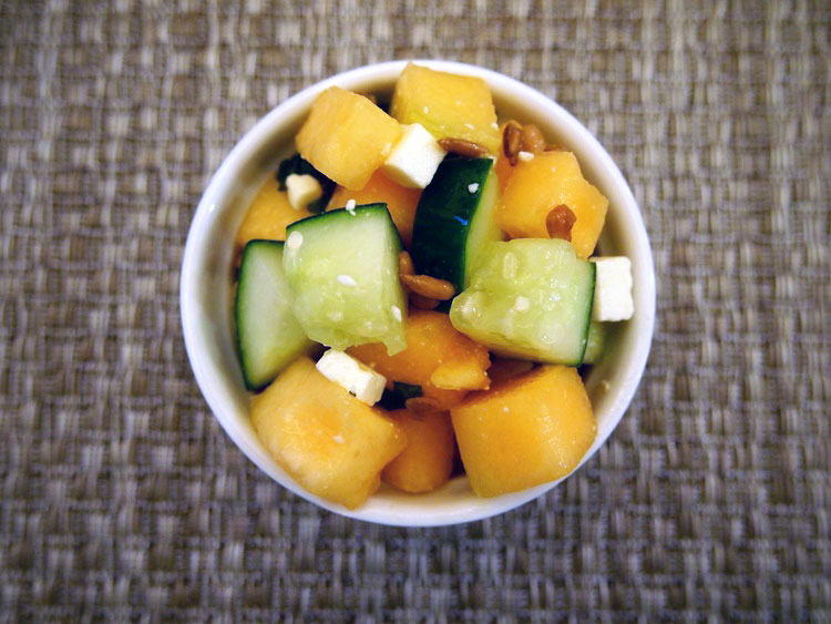 cucumber-melon-salad