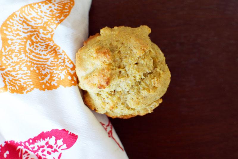 corn-muffin