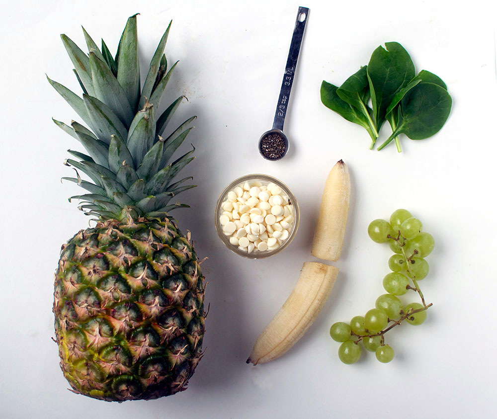 green-smoothie-ingredients