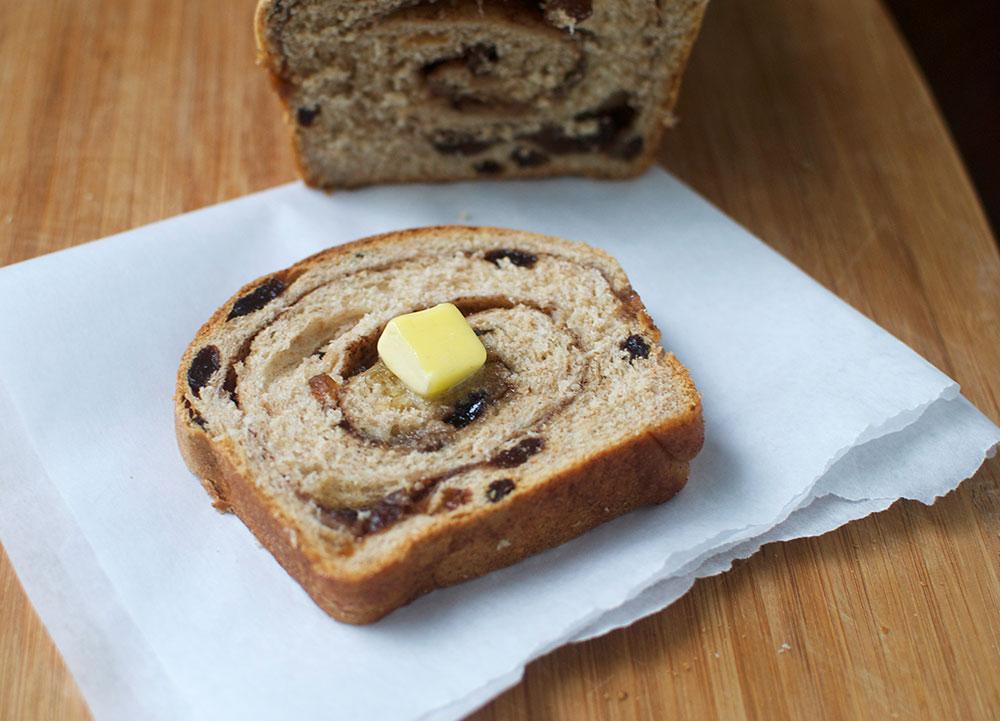 Sugar Cinnamon Bread Cinnamon-raisin-swirl-bread