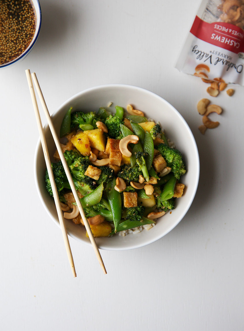 pineapple-broccoli-snap-pea-stir-fry-tofu