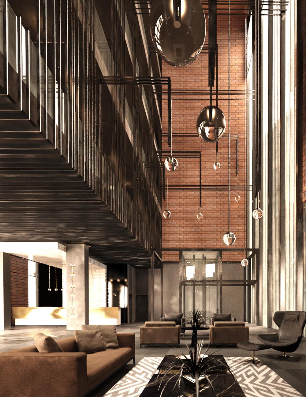 Bureau DoubleTree by Hilton