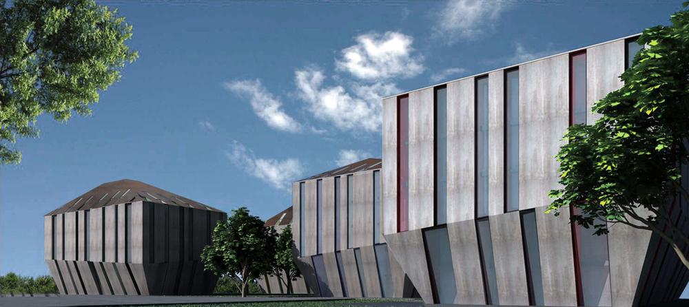 Koc University Student Residence
