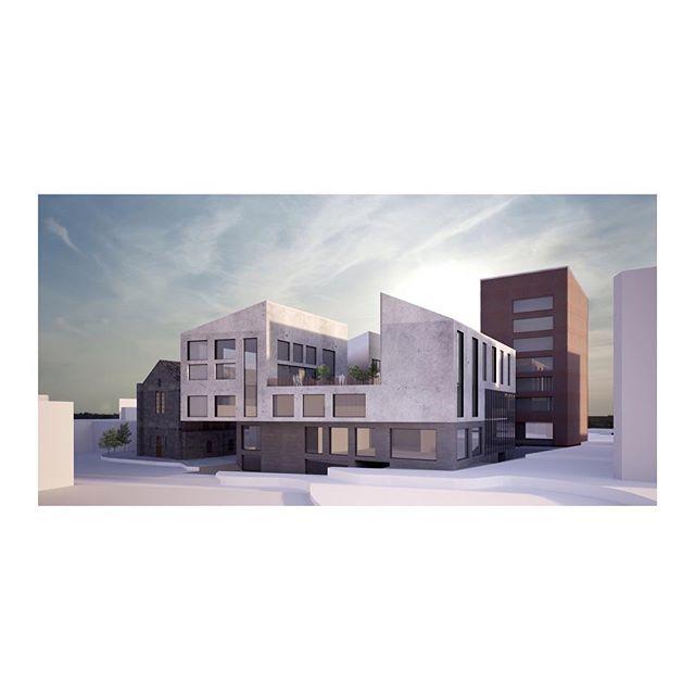 CA2O Architects - Bebekli Kilise Adana #saintpaul #adana #ca2o #ca2oarchitects #adana#ongoing#3drendering#architecture #architecture_greatshots #archidaily #architect #facadedesign