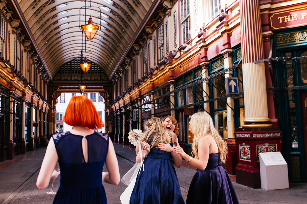 Creative Artistic Documentary London Wedding Photographer Leadenhall Market (51 of 97).jpg