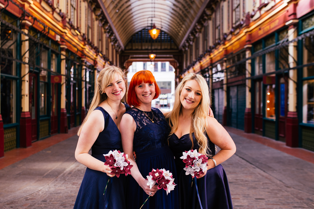 Creative Artistic Documentary London Wedding Photographer Leadenhall Market (55 of 97).jpg
