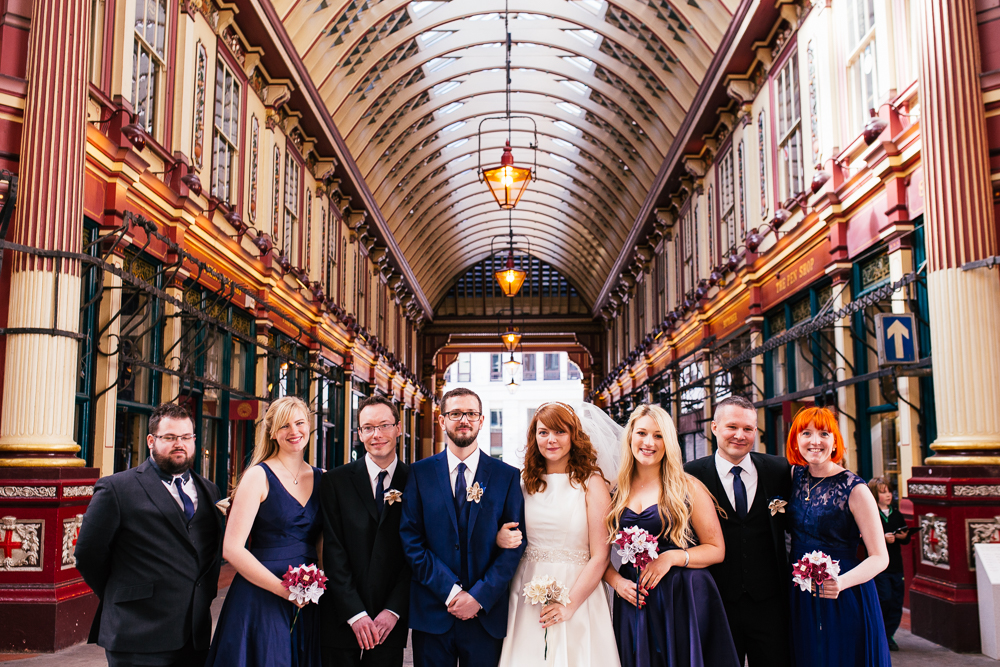Creative Artistic Documentary London Wedding Photographer Leadenhall Market (56 of 97).jpg