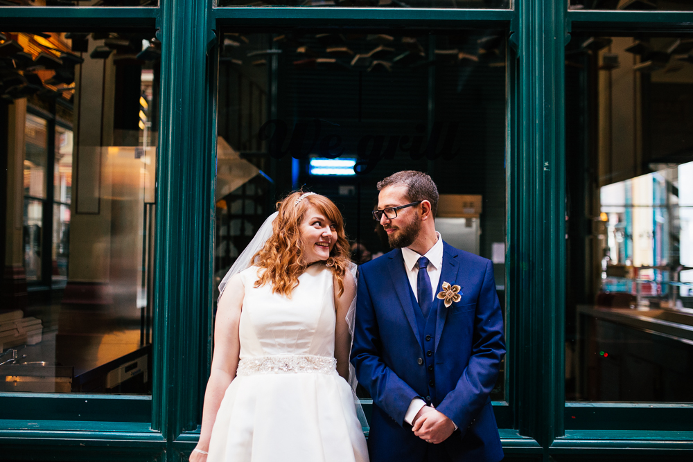 Creative Artistic Documentary London Wedding Photographer Leadenhall Market (60 of 97).jpg