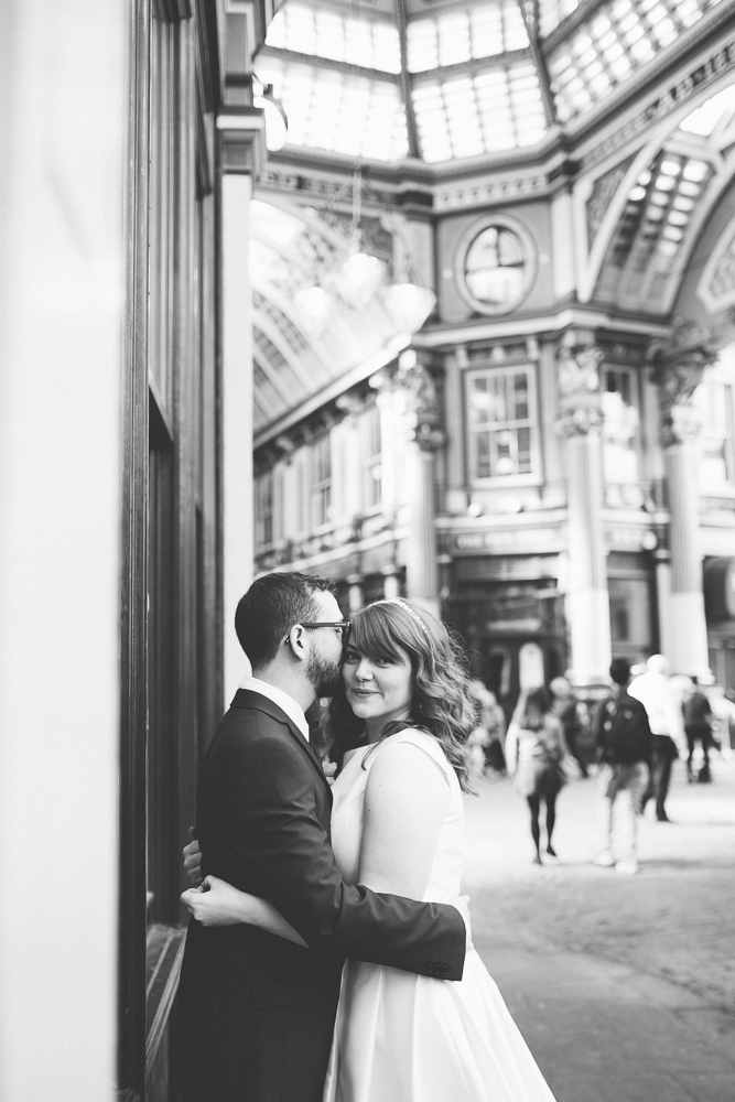Creative Artistic Documentary London Wedding Photographer Leadenhall Market (62 of 97).jpg