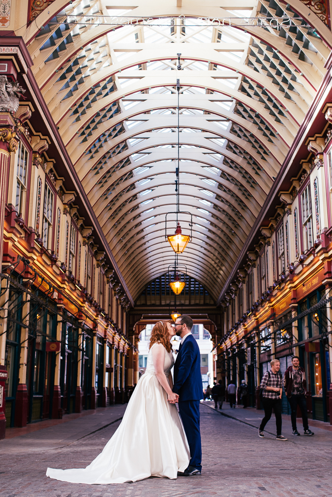 Creative Artistic Documentary London Wedding Photographer Leadenhall Market (61 of 97).jpg