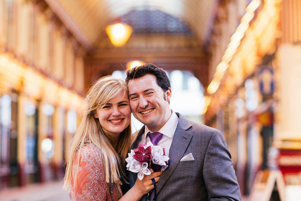 Creative Artistic Documentary London Wedding Photographer Leadenhall Market (83 of 97).jpg