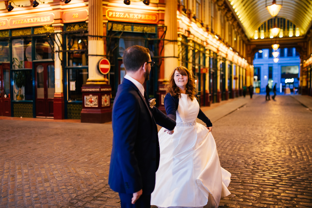 Creative Artistic Documentary London Wedding Photographer Leadenhall Market (92 of 97).jpg